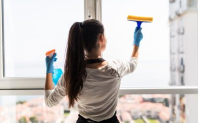 How to Clean Your House Doors and Windows